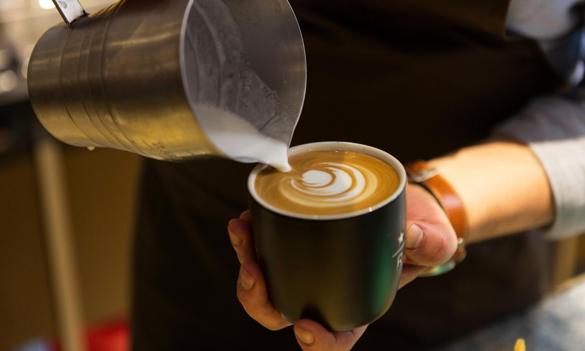 Starbucks sales set to break $20bn – a latte for everyone on Earth