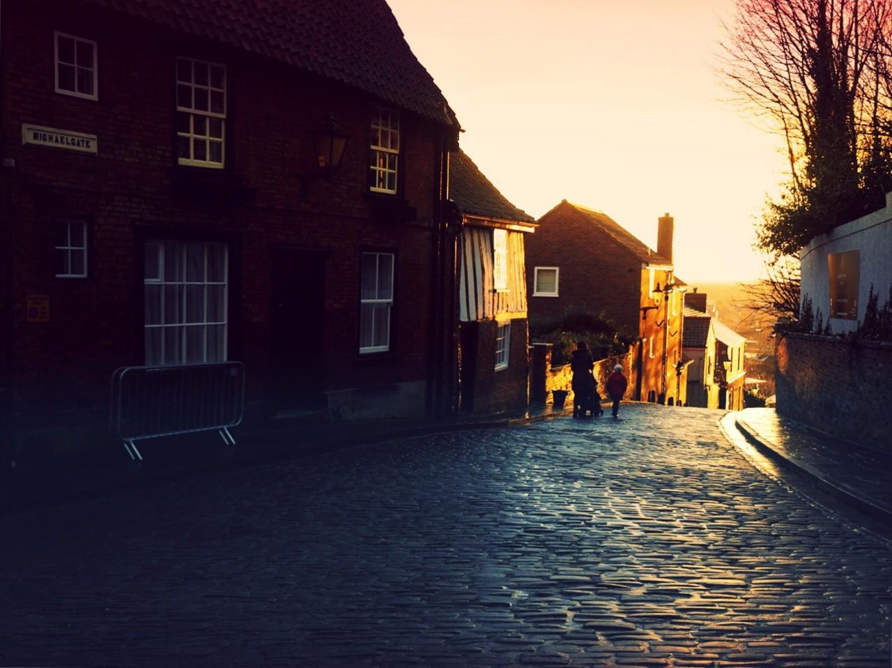Towards the light... Lincoln, UK - follow me on Instagram: @fotofacade