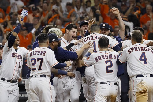 Correa HR in 11th as Astros top Yankees 3-2; ALCS tied at 1