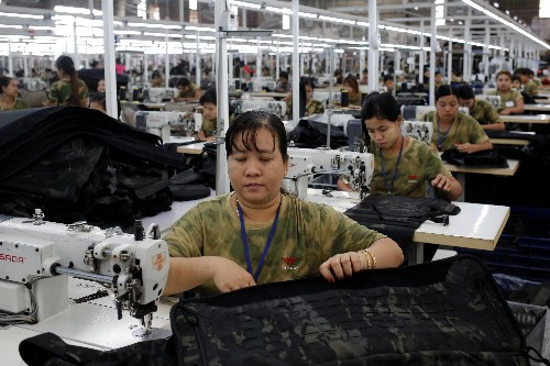 To dodge trade war, Chinese exporters shift production to low-cost nations