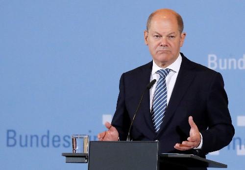 Scholz denkt nicht an Rücktritt als Finanzminister und Vizekanzler