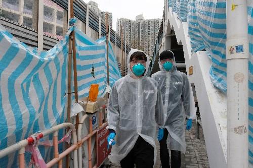 Erster Coronavirus-Toter in Hongkong - Pfleger streiken