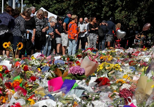 New Zealand awards for police who captured Christchurch shooting suspect