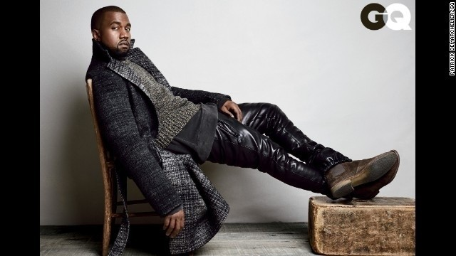 Kanye West has acquired some 'Kim K. skills'