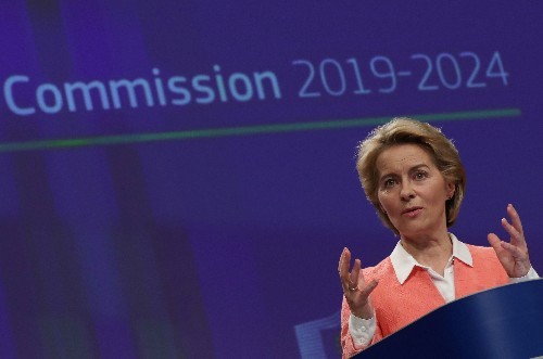 Who gets the key posts in new European Commission?