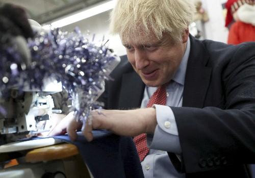 Johnson under pressure ahead of final UK election TV debate