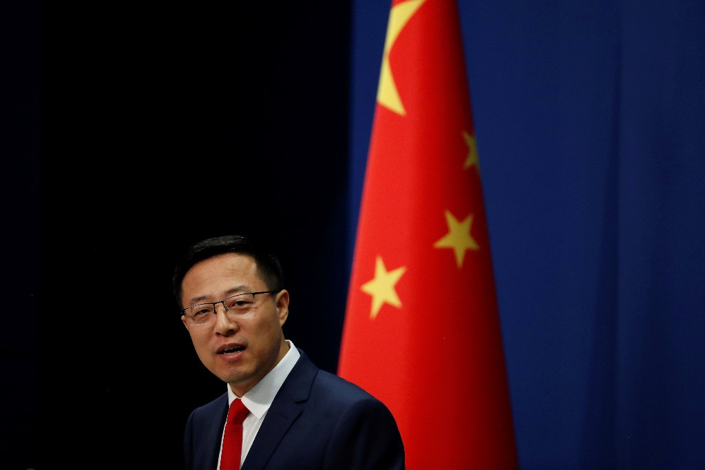 China accuses U.S. politicians of 'smearing' economic and trade cooperation