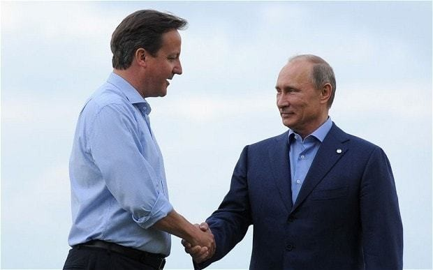 MH17: By defying the West, bully-boy Vladimir Putin could lead Russia to ruin