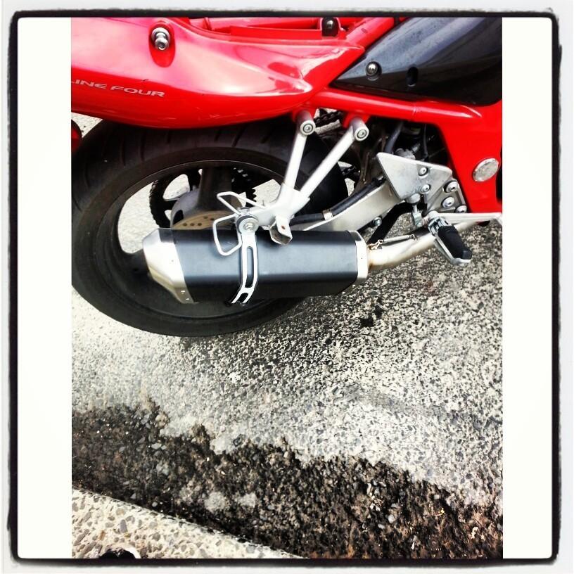 Upgrades for Suzuki Bandit :)