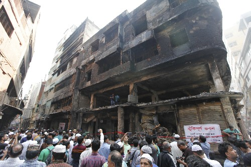 Police investigating negligence in deadly Bangladesh fire