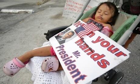 US immigration scheme totters as migrant crisis worsens