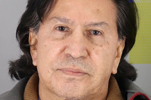 Peruvian ex-president arrested for being drunk in public in California
