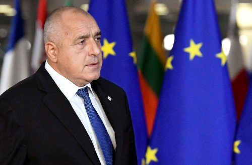 Bulgarian ruling party scraps election code revisions after opposition walkout