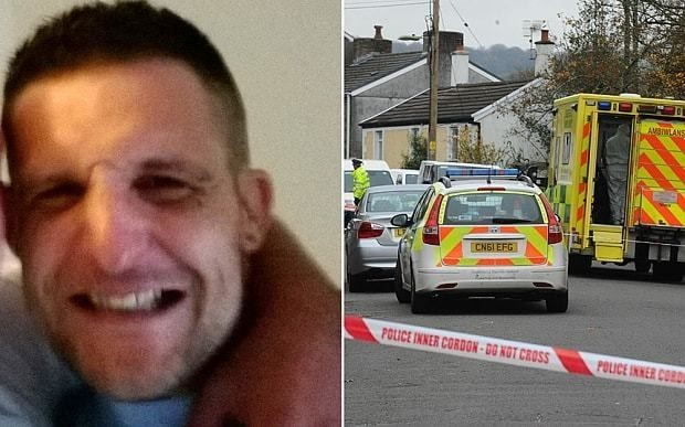 Suspected murderer killed as he 'ate' body parts