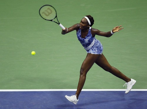 Serena Williams Defeats Her Sister Venus at the US Open: Pictures