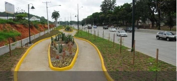 Ciclovia Avenida Del Bombero