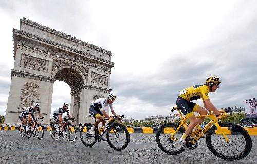 Cycling: Copenhagen to host 2021 Tour de France depart