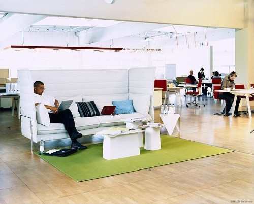 Beyond the Open Office: A New Kind of Workspace