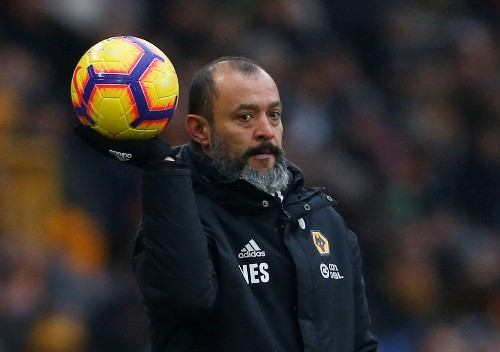 Soccer: FA charges Wolves manager Nuno with misconduct