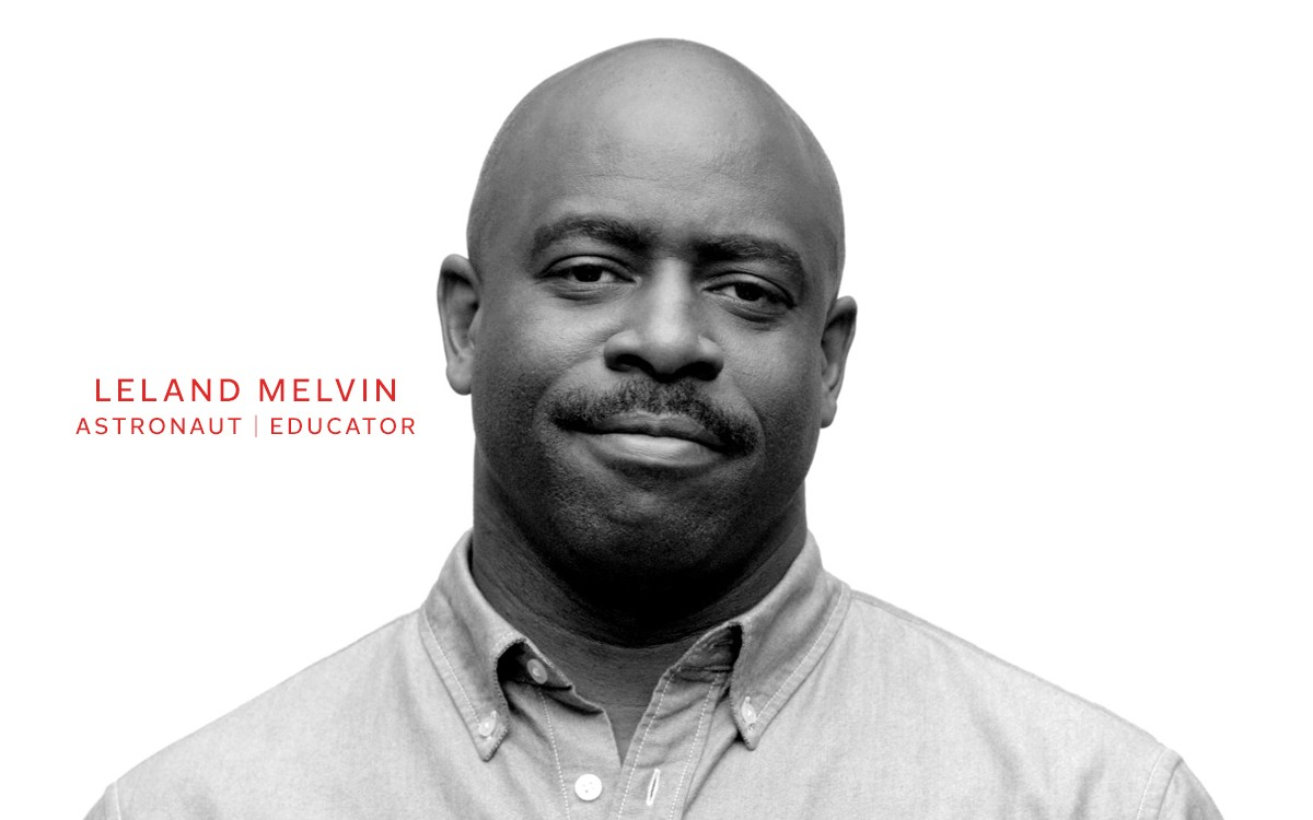 Spotlight: Astronaut and Educator Leland Melvin