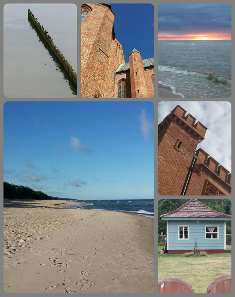 Polnische Ostsee - Magazine cover