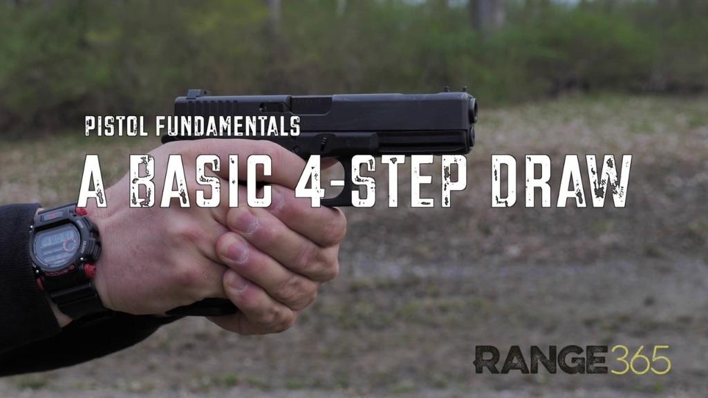 Handgun Fundamentals: The Draw
