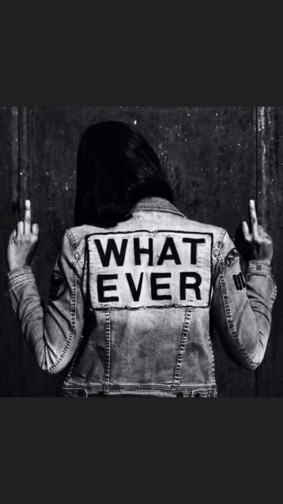 Whatever... - Magazine cover