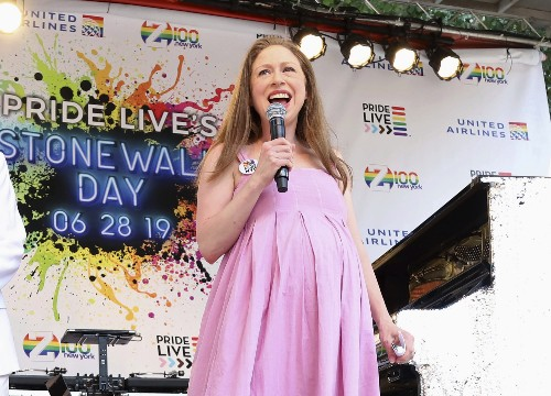 Chelsea Clinton announces birth of 3rd child, named Jasper