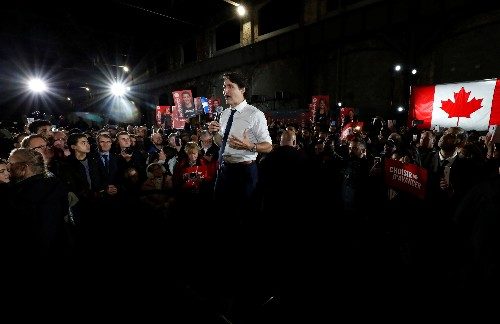From blackface to 'values', race becomes more overt issue in Canada election