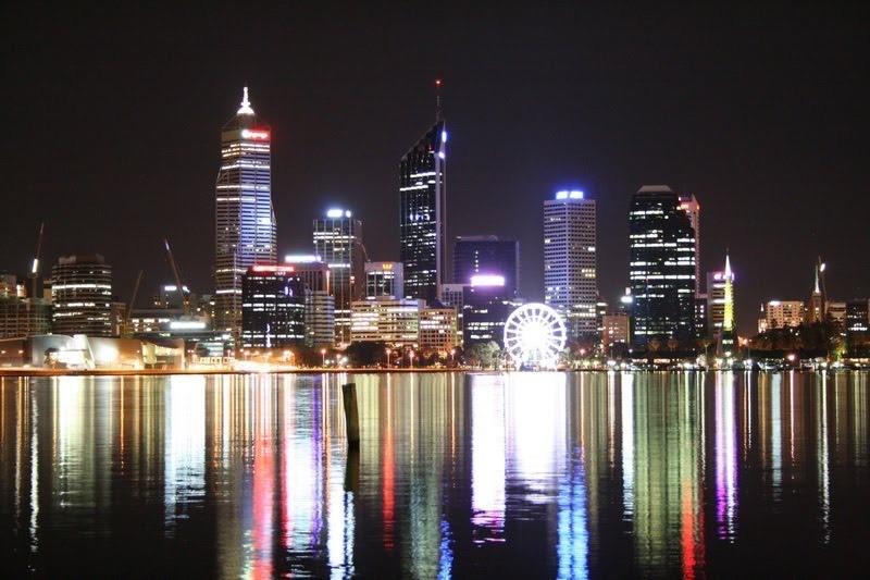 Perth, the Greatest City in OZ - Magazine cover