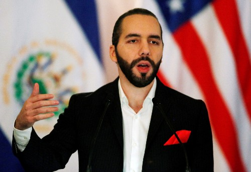 El Salvador president to discuss migration with Trump in New York