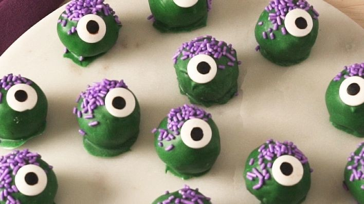 Monster Truffles Are Spooky-Sweet