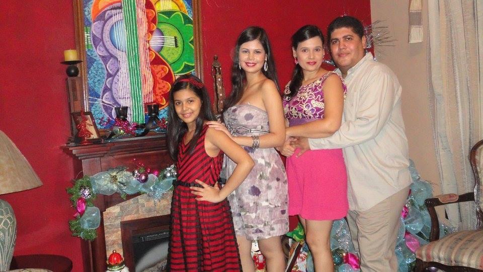 Navidad en Familia en Diciembre 2014