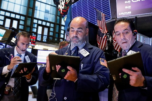Graphic: Jolted markets mark new 2019 milestones