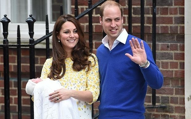 Prince George: Duchess bought George's adorable outfit from Chelsea shop