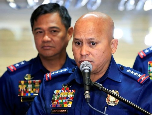 'Bring it on' - Philippines' drug war commander invites probes into killings