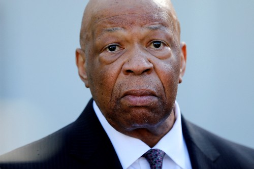 Elijah Cummings, U.S. civil rights icon who led House probe of Trump, dead at 68