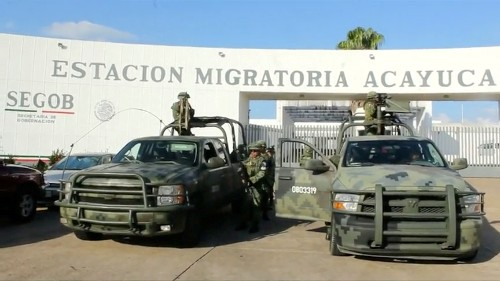 Rights groups question Mexican migration crackdown after woman's death