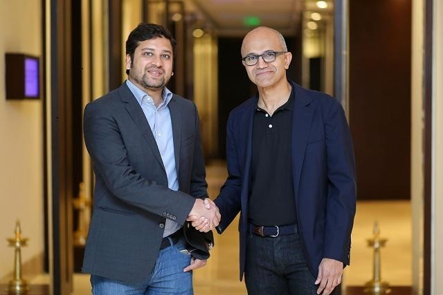 Microsoft Teams Up With Flipkart To Battle Amazon For India's Cloud Services Market