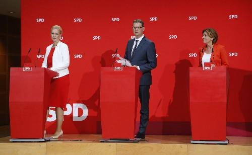 Merkel allies suffer double blow in German regional elections