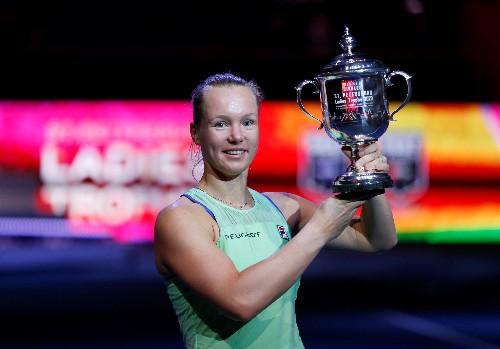 Bertens downs Rybakina to retain St Petersburg title