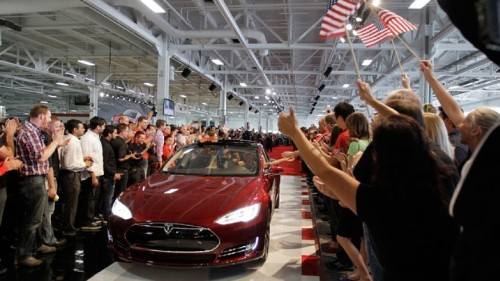 Elon Musk Says Tesla Model S 'Range Anxiety' Will End With A Software Update