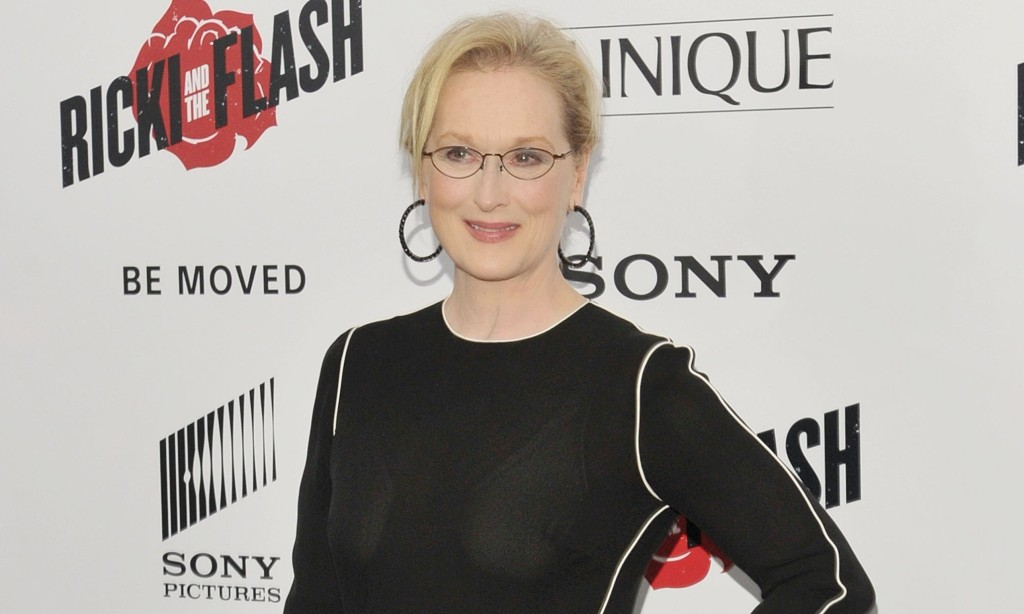 Meryl Streep's Writers Lab reveals first group of female screenwriters