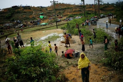 Rohingya - cover