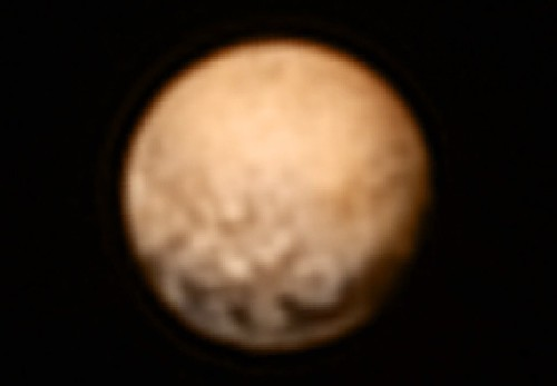 Pluto Spacecraft Sends Photos As Excitement Builds for Flyby