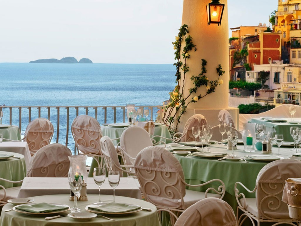 The World's Most Spectacular Waterfront Restaurants