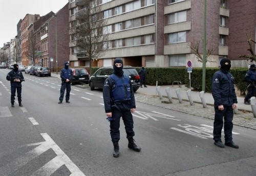 Belgium says seen signs that Islamic State has sent more fighters to Europe
