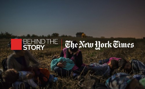 Behind the Story: The New York Times Follows Syrian Migrants