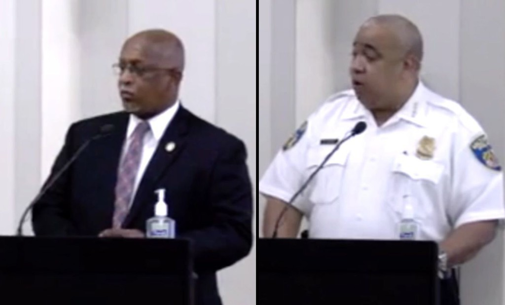 Baltimore Mayor and Police Commissioner on the recent surge in violence | VIDEO