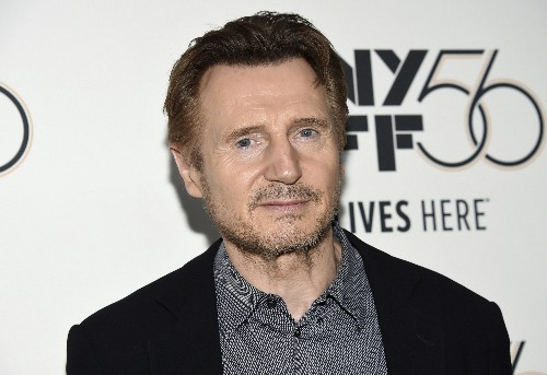 Liam Neeson apologizes again for past racist thoughts